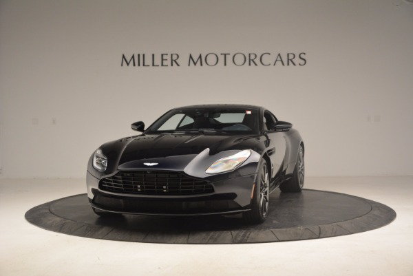 Used 2017 Aston Martin DB11 V12 Coupe for sale Sold at Aston Martin of Greenwich in Greenwich CT 06830 2