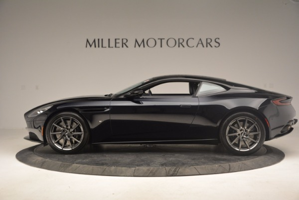Used 2017 Aston Martin DB11 V12 Coupe for sale Sold at Aston Martin of Greenwich in Greenwich CT 06830 3