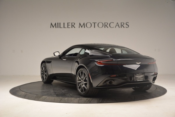 Used 2017 Aston Martin DB11 V12 Coupe for sale Sold at Aston Martin of Greenwich in Greenwich CT 06830 5