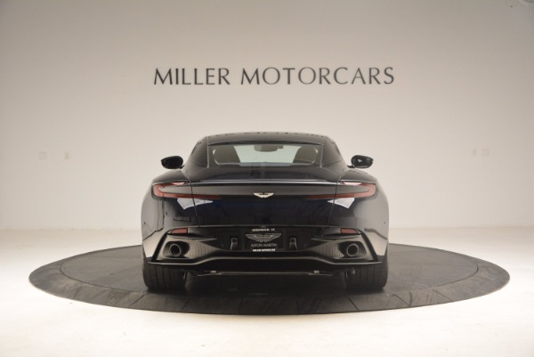 Used 2017 Aston Martin DB11 V12 Coupe for sale Sold at Aston Martin of Greenwich in Greenwich CT 06830 6