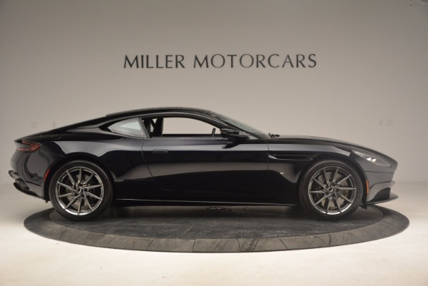Used 2017 Aston Martin DB11 V12 Coupe for sale Sold at Aston Martin of Greenwich in Greenwich CT 06830 9