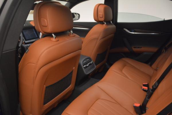 New 2017 Maserati Ghibli S Q4 for sale Sold at Aston Martin of Greenwich in Greenwich CT 06830 13