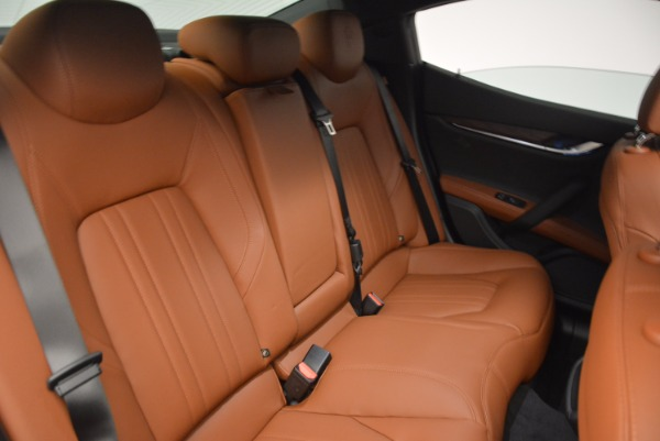 New 2017 Maserati Ghibli S Q4 for sale Sold at Aston Martin of Greenwich in Greenwich CT 06830 16