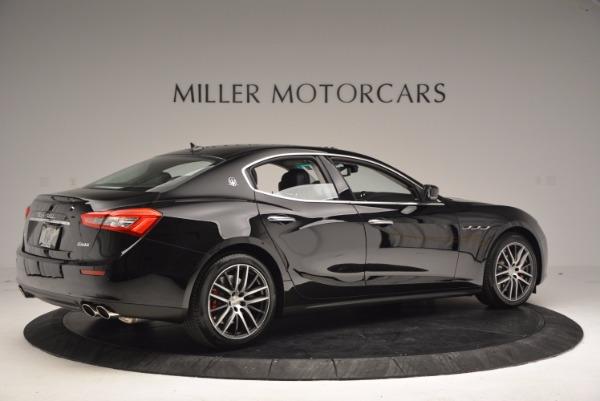 New 2017 Maserati Ghibli S Q4 for sale Sold at Aston Martin of Greenwich in Greenwich CT 06830 8