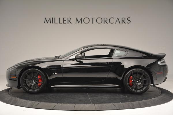New 2015 Aston Martin V12 Vantage S for sale Sold at Aston Martin of Greenwich in Greenwich CT 06830 3