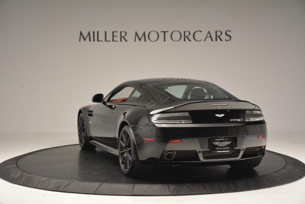 New 2015 Aston Martin V12 Vantage S for sale Sold at Aston Martin of Greenwich in Greenwich CT 06830 5