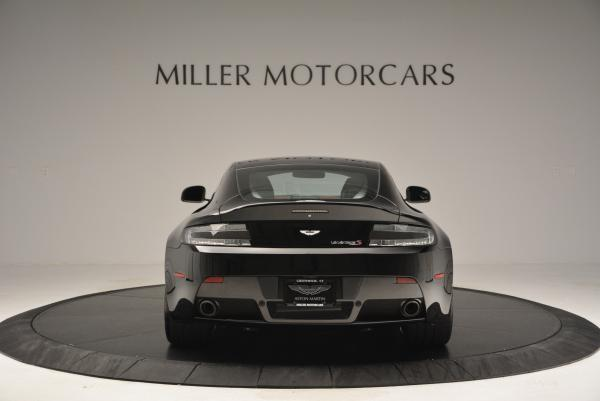 New 2015 Aston Martin V12 Vantage S for sale Sold at Aston Martin of Greenwich in Greenwich CT 06830 6