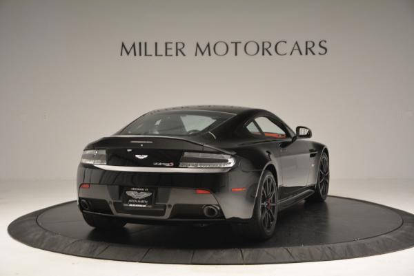 New 2015 Aston Martin V12 Vantage S for sale Sold at Aston Martin of Greenwich in Greenwich CT 06830 7