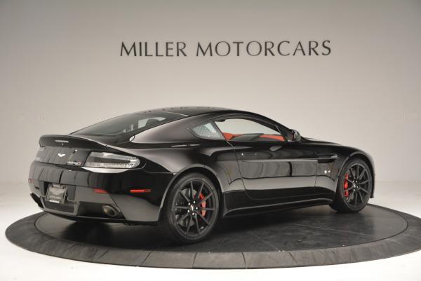 New 2015 Aston Martin V12 Vantage S for sale Sold at Aston Martin of Greenwich in Greenwich CT 06830 8