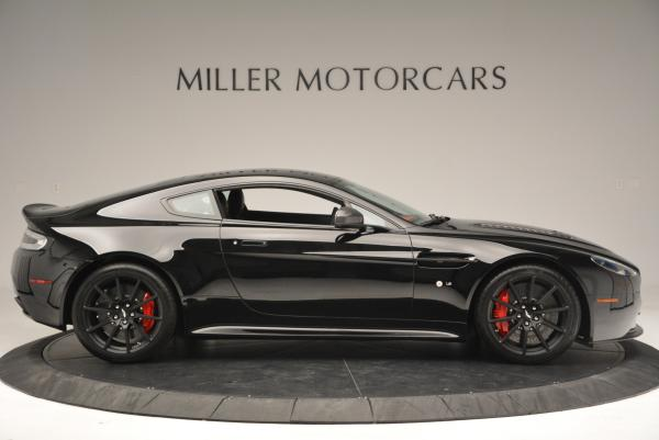 New 2015 Aston Martin V12 Vantage S for sale Sold at Aston Martin of Greenwich in Greenwich CT 06830 9