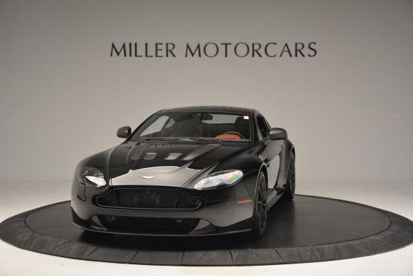 New 2015 Aston Martin V12 Vantage S for sale Sold at Aston Martin of Greenwich in Greenwich CT 06830 1