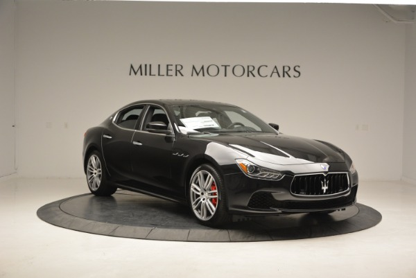 New 2017 Maserati Ghibli SQ4 for sale Sold at Aston Martin of Greenwich in Greenwich CT 06830 11