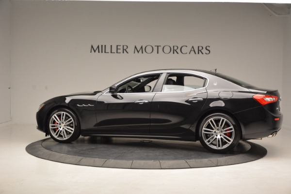 New 2017 Maserati Ghibli SQ4 for sale Sold at Aston Martin of Greenwich in Greenwich CT 06830 4
