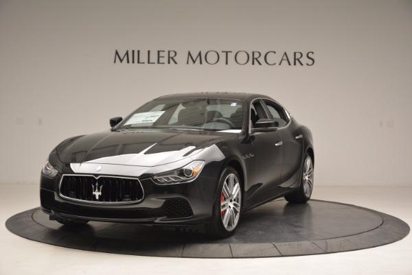 New 2017 Maserati Ghibli SQ4 for sale Sold at Aston Martin of Greenwich in Greenwich CT 06830 1