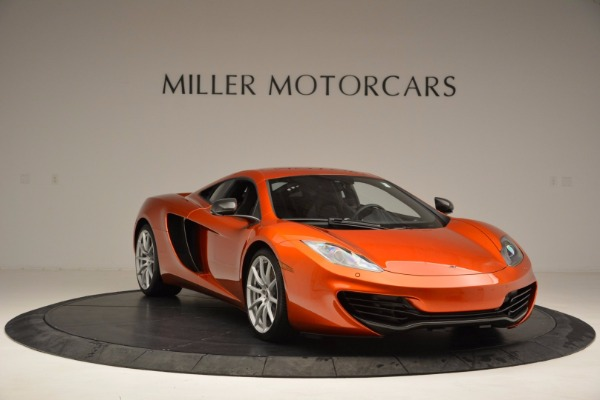 Used 2012 McLaren MP4-12C for sale Sold at Aston Martin of Greenwich in Greenwich CT 06830 11
