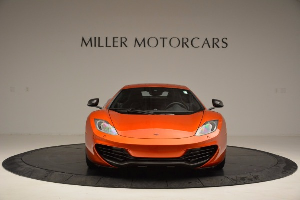 Used 2012 McLaren MP4-12C for sale Sold at Aston Martin of Greenwich in Greenwich CT 06830 12