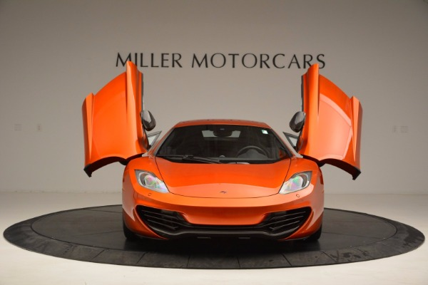 Used 2012 McLaren MP4-12C for sale Sold at Aston Martin of Greenwich in Greenwich CT 06830 13