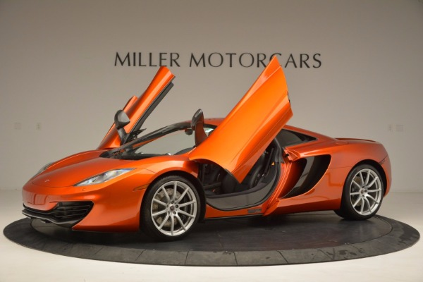Used 2012 McLaren MP4-12C for sale Sold at Aston Martin of Greenwich in Greenwich CT 06830 14