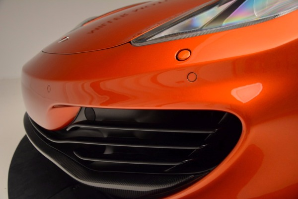 Used 2012 McLaren MP4-12C for sale Sold at Aston Martin of Greenwich in Greenwich CT 06830 16