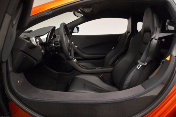 Used 2012 McLaren MP4-12C for sale Sold at Aston Martin of Greenwich in Greenwich CT 06830 22