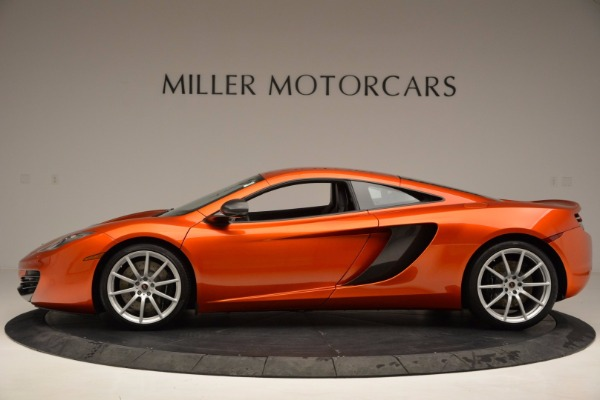 Used 2012 McLaren MP4-12C for sale Sold at Aston Martin of Greenwich in Greenwich CT 06830 3