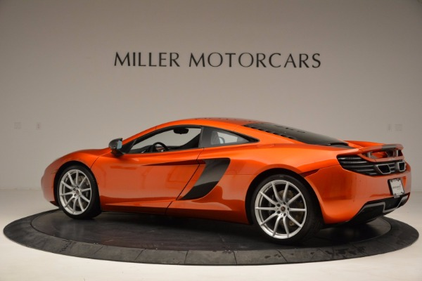 Used 2012 McLaren MP4-12C for sale Sold at Aston Martin of Greenwich in Greenwich CT 06830 4