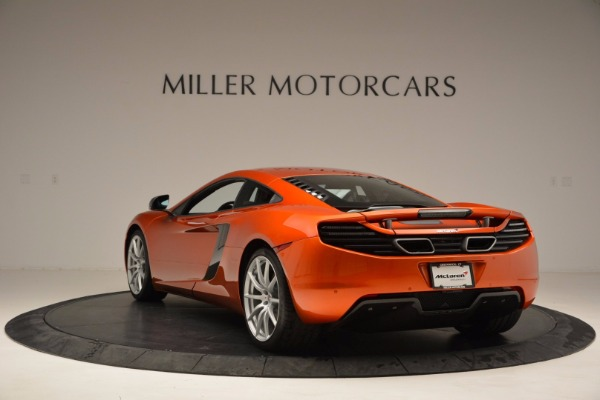 Used 2012 McLaren MP4-12C for sale Sold at Aston Martin of Greenwich in Greenwich CT 06830 5