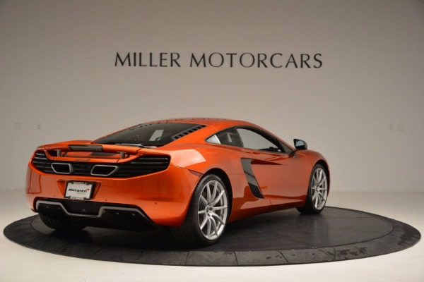 Used 2012 McLaren MP4-12C for sale Sold at Aston Martin of Greenwich in Greenwich CT 06830 7