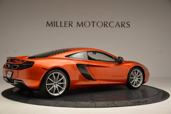 Used 2012 McLaren MP4-12C for sale Sold at Aston Martin of Greenwich in Greenwich CT 06830 8
