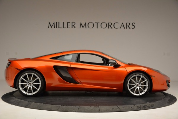 Used 2012 McLaren MP4-12C for sale Sold at Aston Martin of Greenwich in Greenwich CT 06830 9