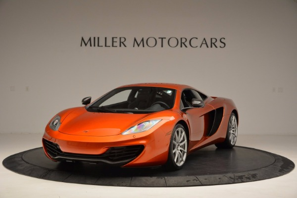 Used 2012 McLaren MP4-12C for sale Sold at Aston Martin of Greenwich in Greenwich CT 06830 1