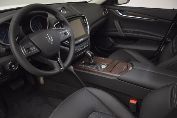 New 2017 Maserati Ghibli SQ4 for sale Sold at Aston Martin of Greenwich in Greenwich CT 06830 13