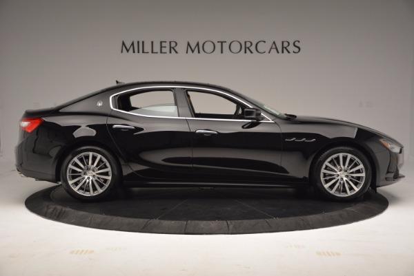 New 2017 Maserati Ghibli SQ4 for sale Sold at Aston Martin of Greenwich in Greenwich CT 06830 9