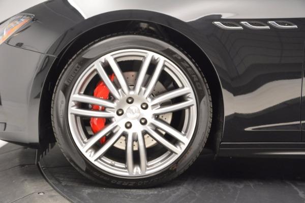 New 2017 Maserati Ghibli S Q4 for sale Sold at Aston Martin of Greenwich in Greenwich CT 06830 18