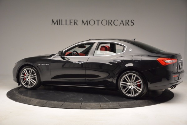 New 2017 Maserati Ghibli S Q4 for sale Sold at Aston Martin of Greenwich in Greenwich CT 06830 5
