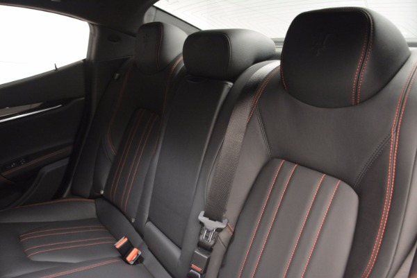 New 2017 Maserati Ghibli S Q4 for sale Sold at Aston Martin of Greenwich in Greenwich CT 06830 17