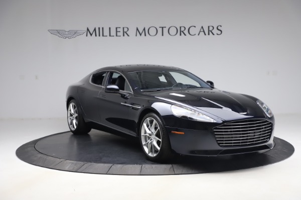 New 2016 Aston Martin Rapide S Base for sale Sold at Aston Martin of Greenwich in Greenwich CT 06830 10