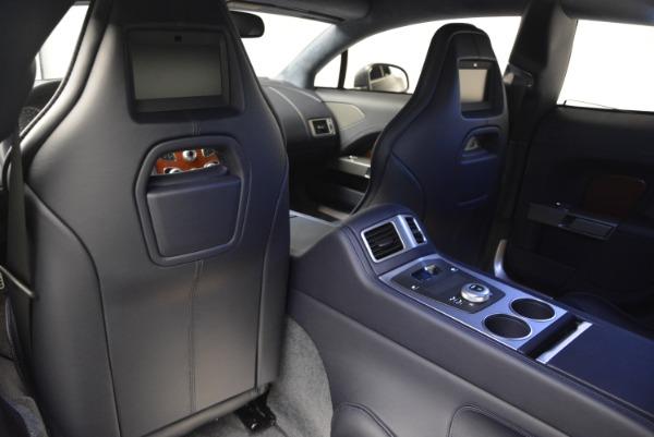 Used 2016 Aston Martin Rapide S Sedan for sale $123,900 at Aston Martin of Greenwich in Greenwich CT 06830 18