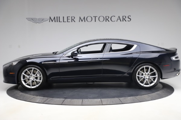 Used 2016 Aston Martin Rapide S Sedan for sale $123,900 at Aston Martin of Greenwich in Greenwich CT 06830 2