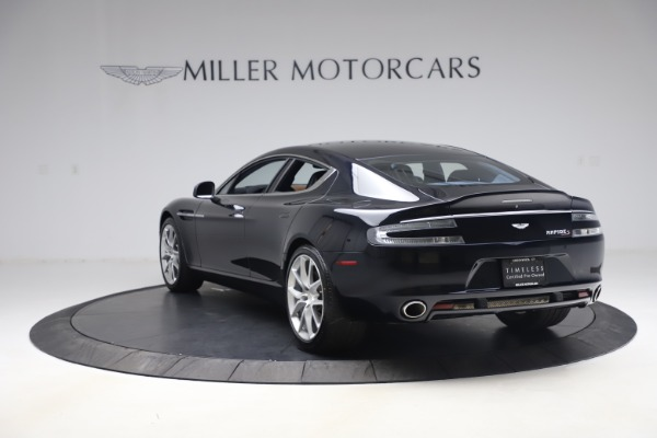 Used 2016 Aston Martin Rapide S for sale $123,900 at Aston Martin of Greenwich in Greenwich CT 06830 4