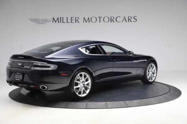 Used 2016 Aston Martin Rapide S Sedan for sale $123,900 at Aston Martin of Greenwich in Greenwich CT 06830 7