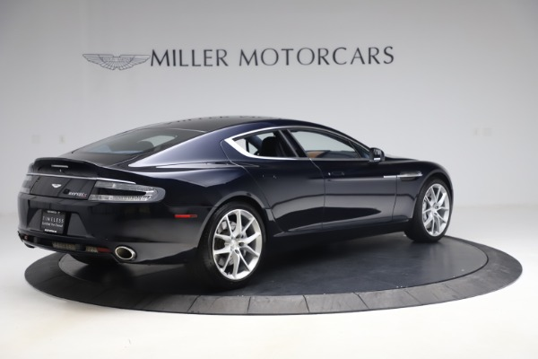 Used 2016 Aston Martin Rapide S for sale $123,900 at Aston Martin of Greenwich in Greenwich CT 06830 7