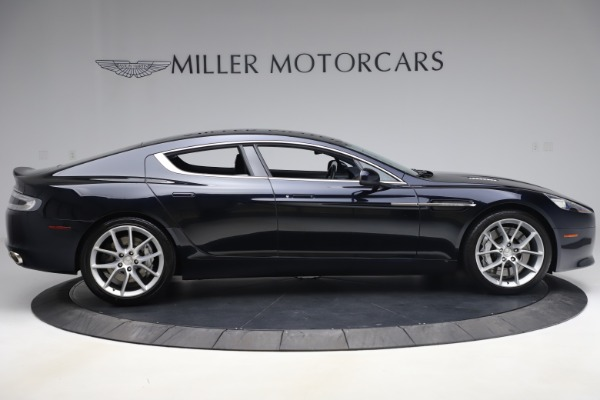 New 2016 Aston Martin Rapide S Base for sale Sold at Aston Martin of Greenwich in Greenwich CT 06830 9