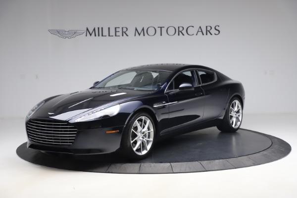 2016 Aston Martin Rapide S