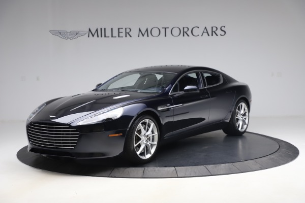 Used 2016 Aston Martin Rapide S for sale $123,900 at Aston Martin of Greenwich in Greenwich CT 06830 1