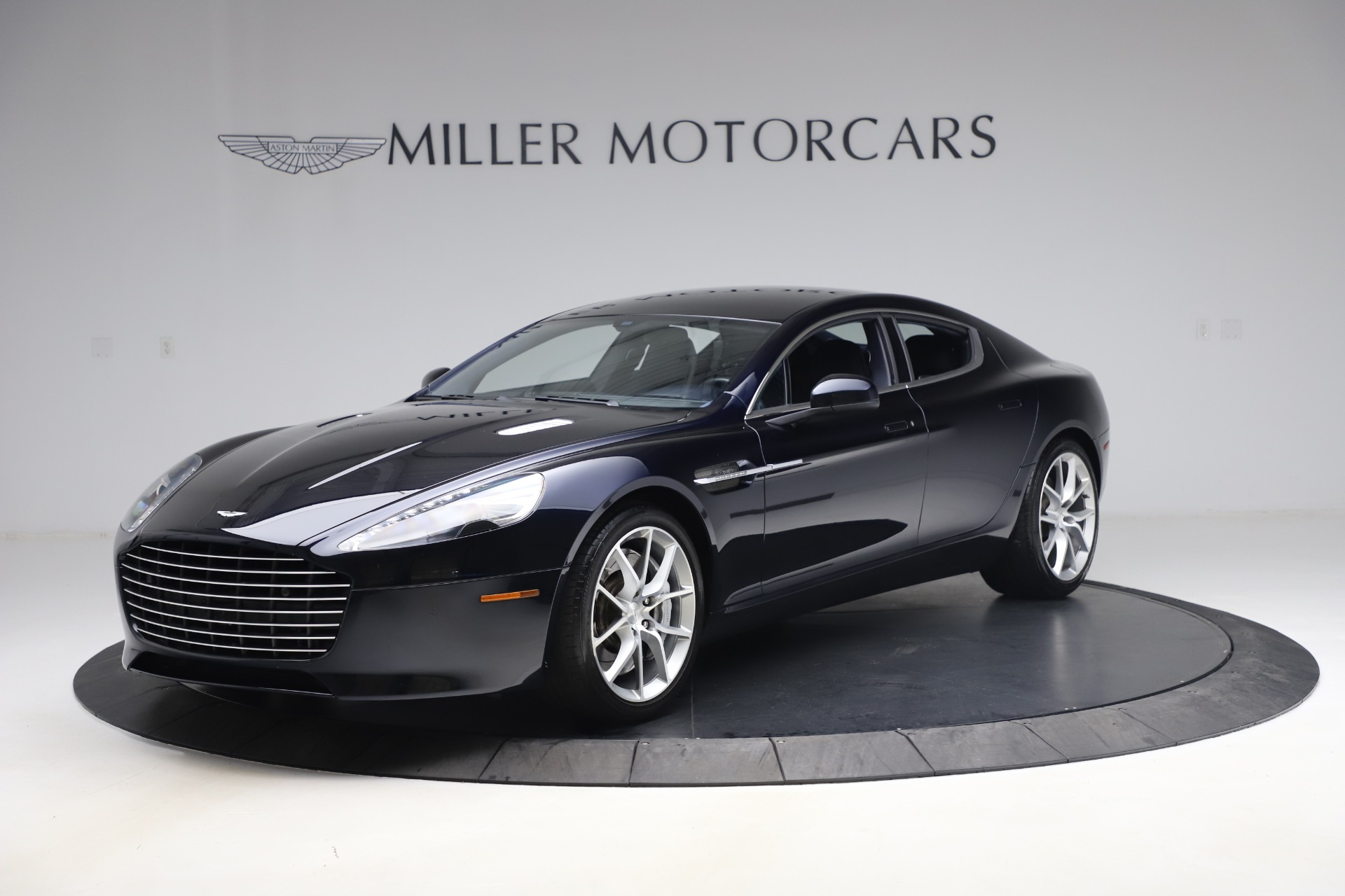 New 2016 Aston Martin Rapide S Base for sale Sold at Aston Martin of Greenwich in Greenwich CT 06830 1