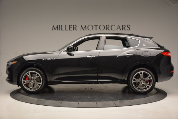 New 2017 Maserati Levante for sale Sold at Aston Martin of Greenwich in Greenwich CT 06830 3