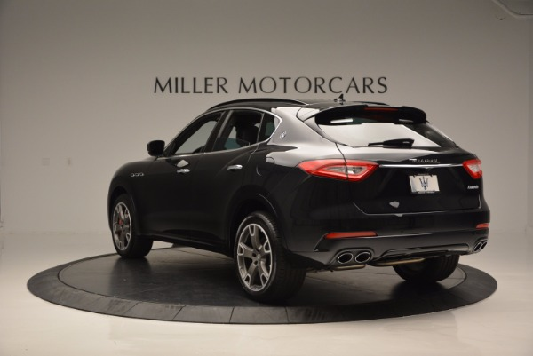 New 2017 Maserati Levante for sale Sold at Aston Martin of Greenwich in Greenwich CT 06830 5