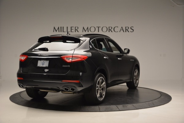 New 2017 Maserati Levante for sale Sold at Aston Martin of Greenwich in Greenwich CT 06830 7