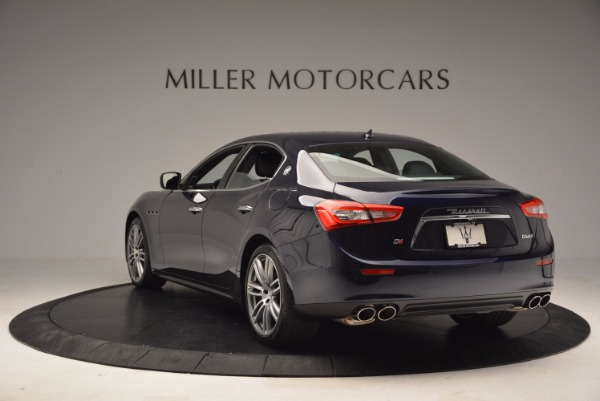 New 2017 Maserati Ghibli S Q4 for sale Sold at Aston Martin of Greenwich in Greenwich CT 06830 5